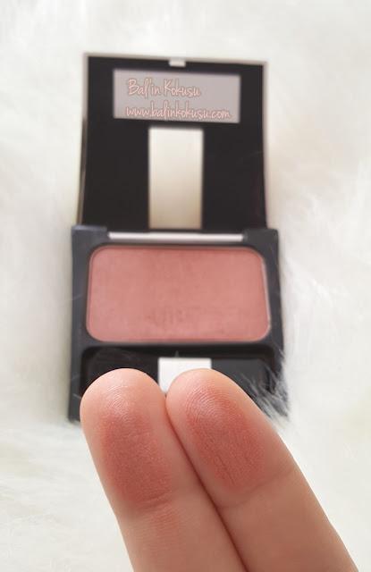 Makeup Factory Allık inceleme ve swatch