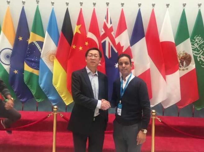 شيري يدعو من الصين لوضع خطة عمل تُمدد تعاون المغرب والصين للقارة الإفريقية