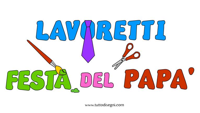 Mondobimbiblog Lavoretti Per La Festa Del Papa