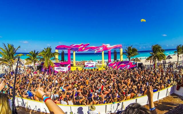 Movimentação de turistas em Miami em abril