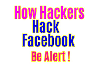 Facebook Account Hack Kaise Hota hai