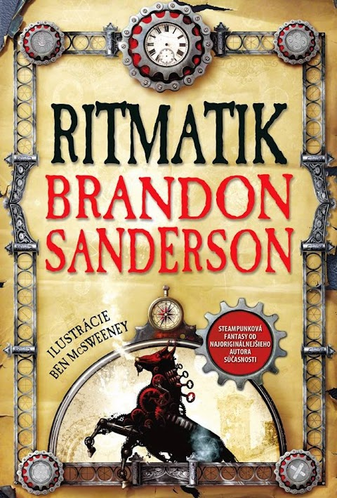 Brandon Sanderson-Ritmatik