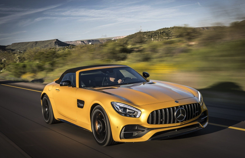2018 Mercedes-AMG GT Sport Car Performance Review