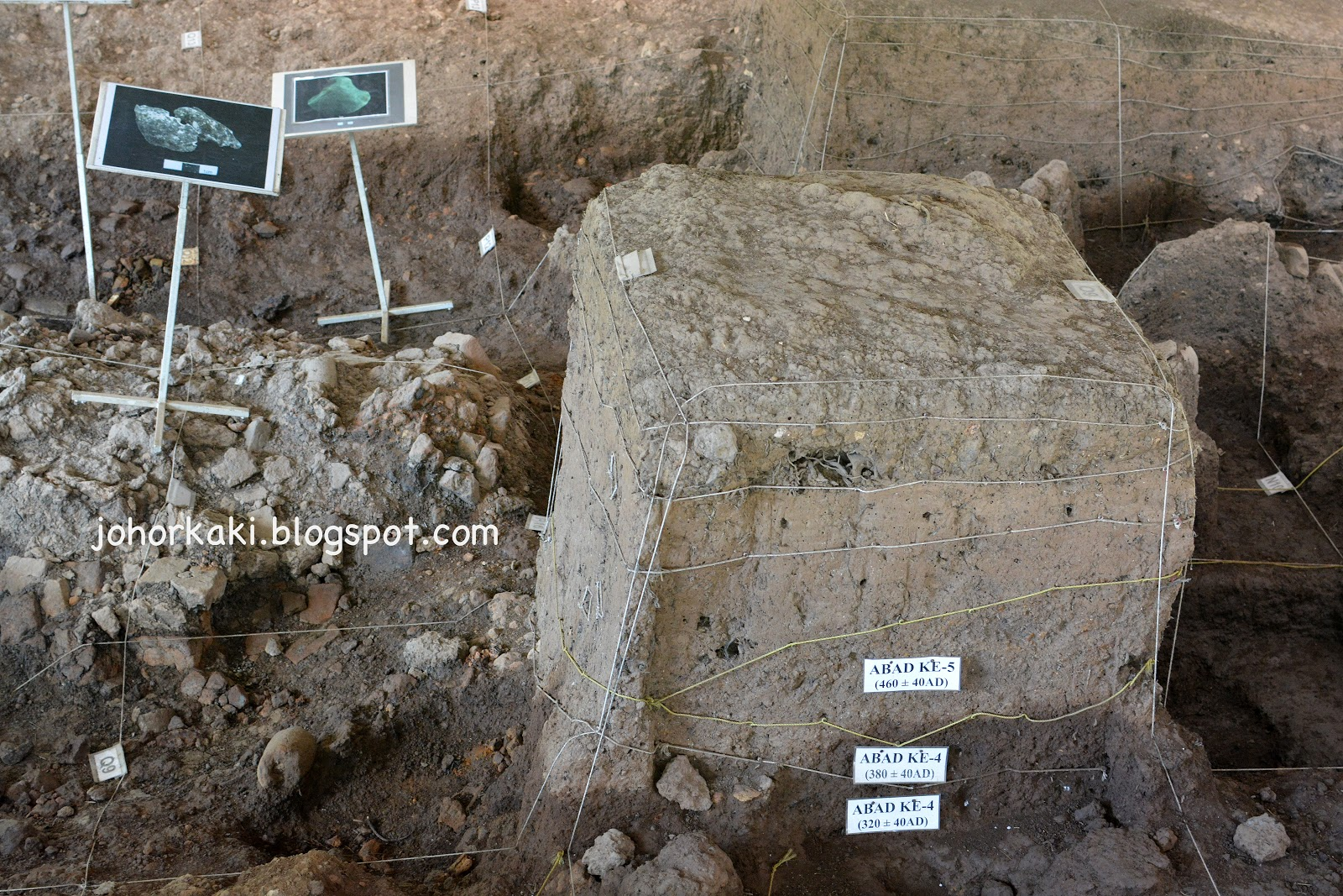 Ancient Places Food Was Stored