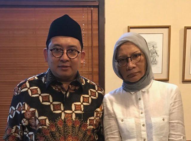 Fadli Zon: Setelah Dianiaya, Ratna Sarumpaet Dibuang di Cimahi