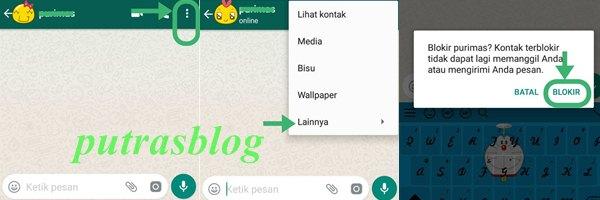 Mudah Cara Menghapus Kontak Whatsapp