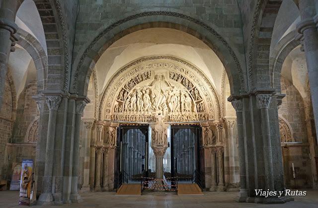 Sainte Marie Madeleine, Vezelay