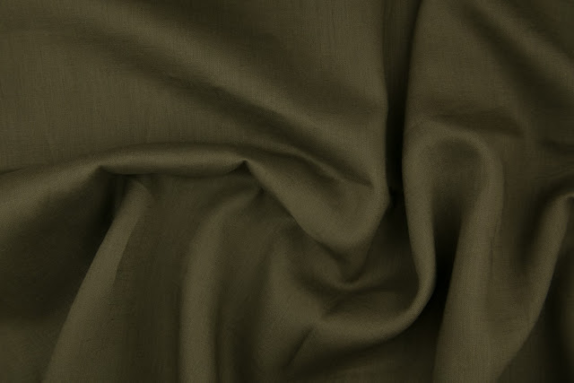 Brown Handkerchief Linen Fabric