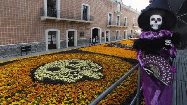Visita Atlixco, Puebla