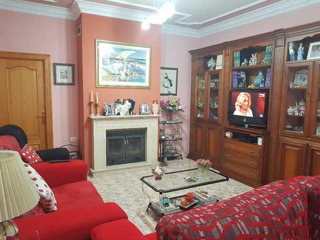 chalet en venta calle eucalipto benicasim salon1
