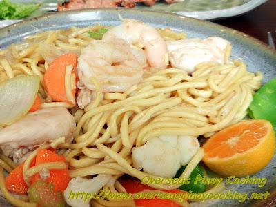 All time Favorite Pancit Canton Noodles