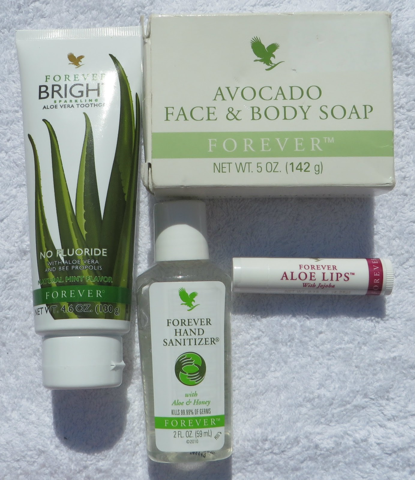 *Nina's Bargain Beauty*: Forever Living Natural Products ...