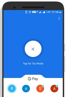 Google Pay unified payment interface, gpay