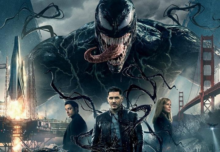 Sinopsis Venom, Kisah Wartawan yang Berubah Menjadi Monster