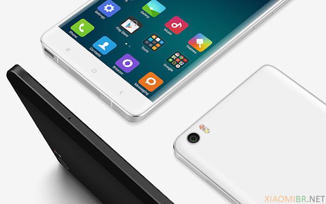 Xiaomi Mi Note - Comparações e preços