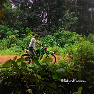 Jalan-Jalan ke Desa Kepala Gurung