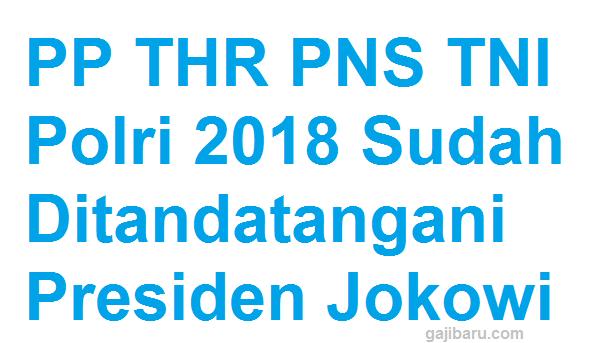 pp thr pns 2018