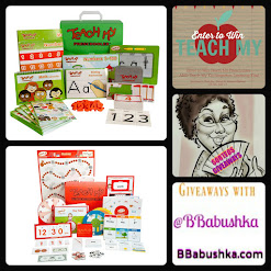 Teach My Preschool/Kindergarten Kit Giveaway
