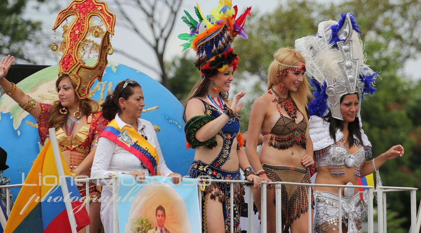 Hermosas y guapas chicas ecuatorianas Queens Nueva York