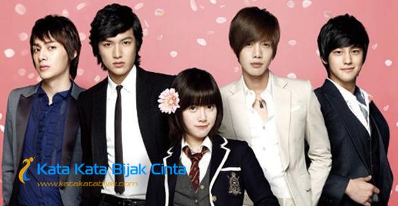 Kata Kata Bijak Cinta Drama Korea Boys Over Flowers