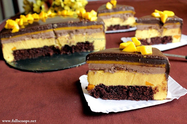 Recipes For Entremet Cakes