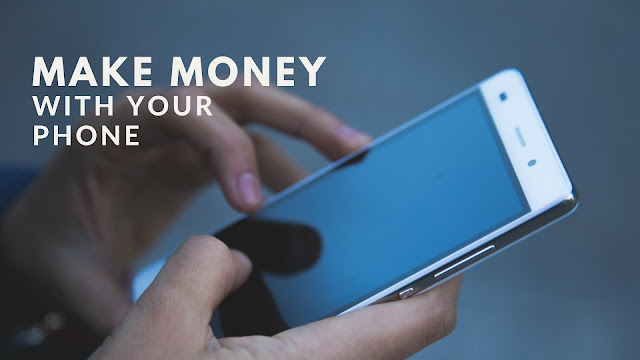 Earn Money Online From Mobile Phone