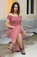 Diksha Panth in a Deep neck Short dress at Maya Mall pre release function ~ Celebrities Exclusive Galleries 083.JPG