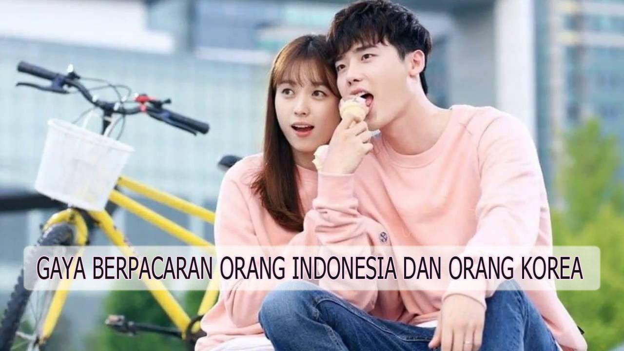 Perbedaan Gaya Pacaran Orang Indonesia dan Orang Korea