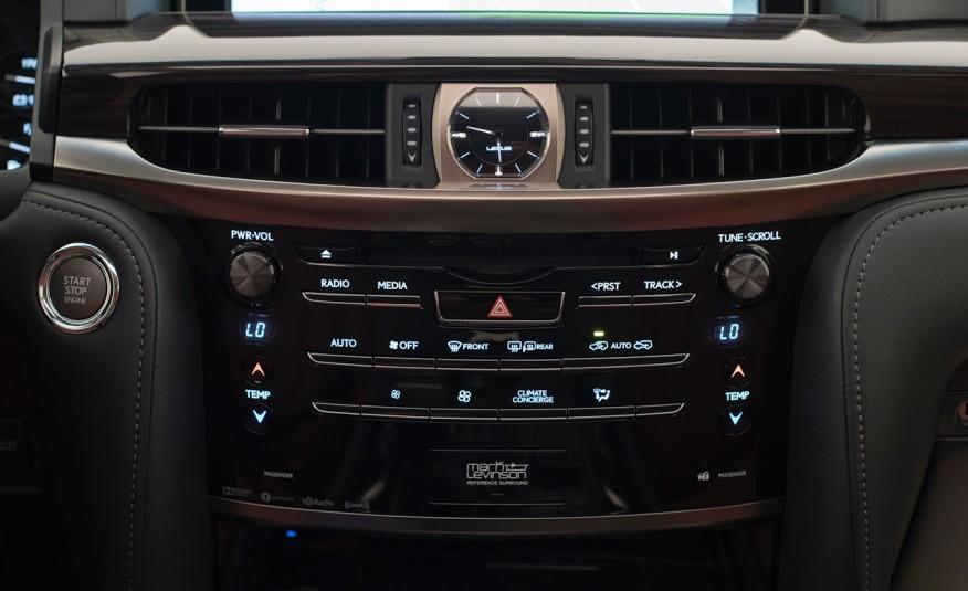 Đánh giá xe Lexus LX 570 2016