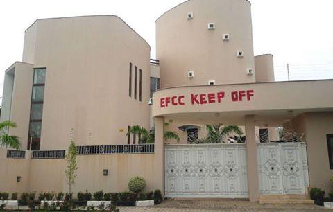 dikko mansion abuja seized efcc