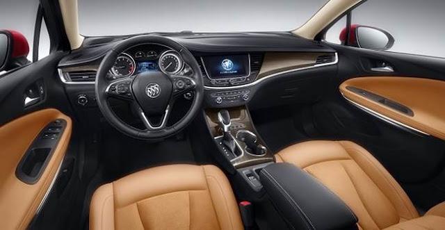 2018 Buick Verano Redesign