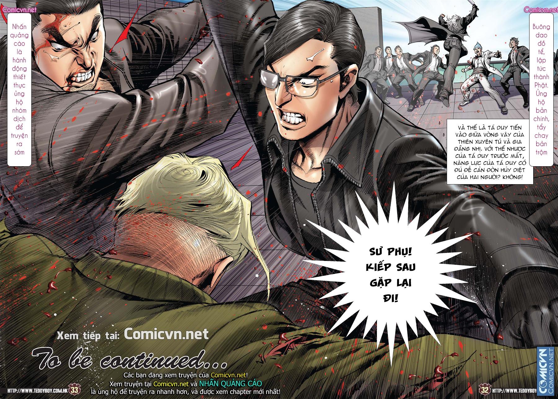 Người Trong Giang Hồ RAW Chương 2084 - NhoTruyen.Net