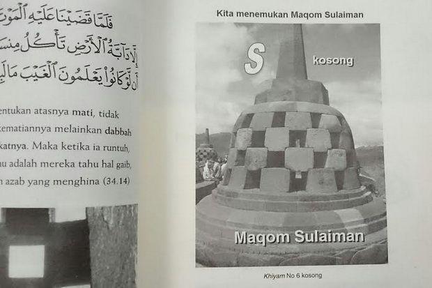 Ahli Matematika Muslim Ini Sebut Nabi Sulaiman Meninggal Di Indonesia, Begini Penjelasannya