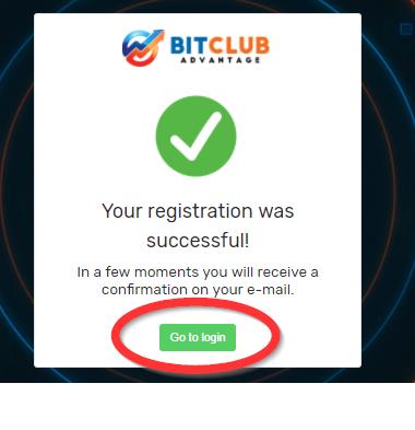 Bitclub Login