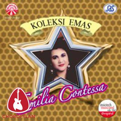 Lirik dan Chord Kunci Gitar Malam Yang Dingin - Emilia Contessa