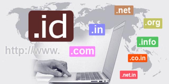 Blogger Indonesia cocok pakai domain id
