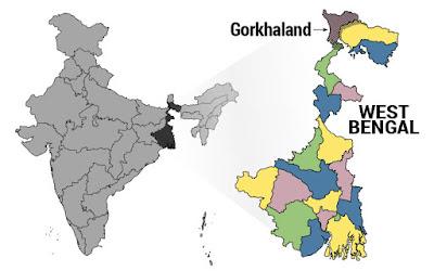 Gorkhaland West Bengal