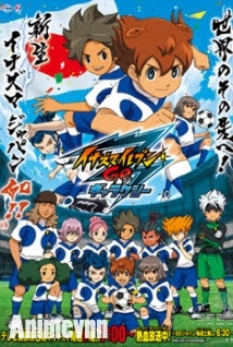 Inazuma Eleven Go: Galaxy - Inazuma Eleven Go Galaxy 2013 Poster