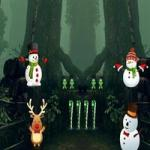 8bgames Elf Escape Walkth…