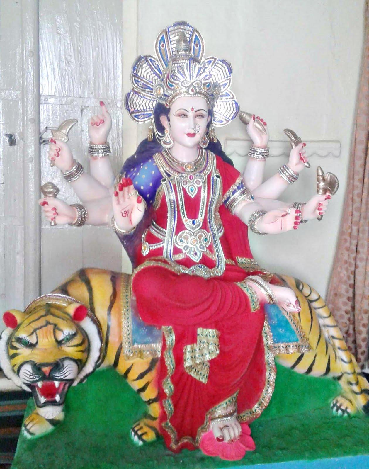 Jhabua News-श्री देवधर्म राज नवदुर्गा महोत्सव समिति द्वारा 34वां नवरात्रि महोत्सव का आयोजन 29 सितंबर से