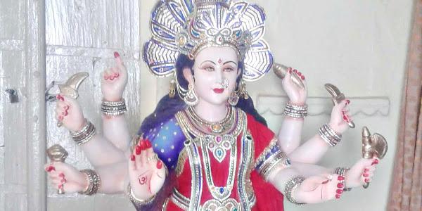 श्री देवधर्म राज नवदुर्गा महोत्सव समिति द्वारा 34वां नवरात्रि महोत्सव का आयोजन 29 सितंबर से