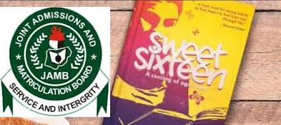 Download Sweet Sixteen Jamb Novel PDF 2019
