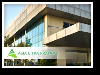 PT. Asia Citra Pratama - Operator Produksi