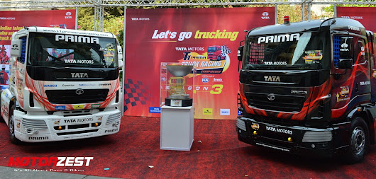Get Ready For The 3rd Season Of The Tata Prima T1 Truck Championship