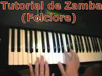 video aprender folclore, con piano o teclado por javi29
