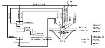 Como instalar ventilador de parede loren sid