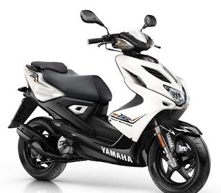Yamaha Aerox R eropa 2016