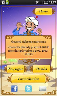 Akinator the Genie Mod Apk Unlimited Lives