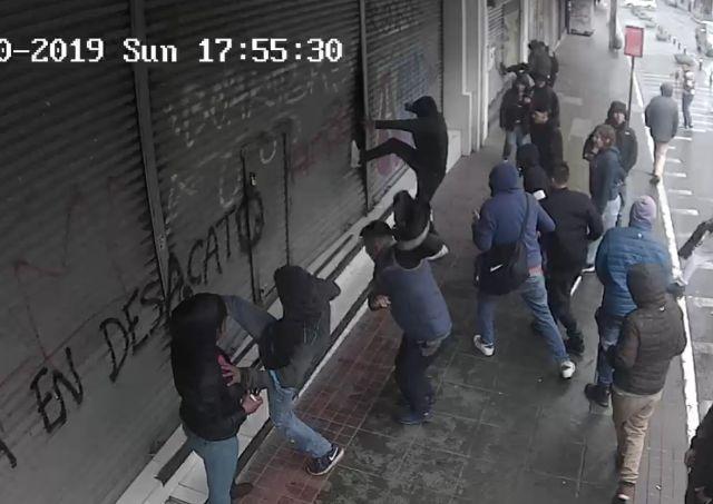 Acusan a 26 personas y piden hasta 13 años de cárcel por saqueos y desmanes