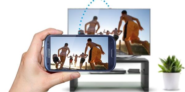 Begini cara menyambungkan HP Samsung ke TV 4 Cara Menyambungkan HP Samsung ke TV